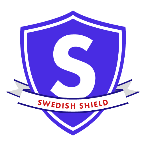 Swedish Shield Logotyp
